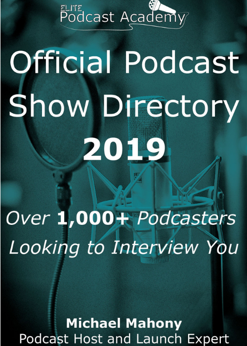 The Official Podcast Directory 2019